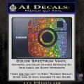 Instagram SQ Decal Sticker Glitter Sparkle 120x120