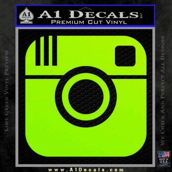 Instagram Sq Decal Sticker 187 A1 Decals