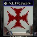 Iron Cross Decal Celtic Sticker D6 DRD Vinyl 120x120