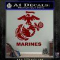 Marines Decal Sticker Full DRD Vinyl 120x120
