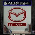 Mazda Decal Sticker Full DRD Vinyl 120x120
