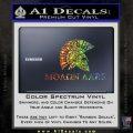 Molon Labe DO Decal Sticker Glitter Sparkle 120x120