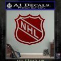 Nhl Shield D1 Decal Sticker DRD Vinyl 120x120