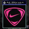Nike Golf Decal Sticker TR Pink Hot Vinyl 120x120