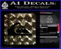 Quicksilver Clothing Decal Sticker D5 3DChrome Vinyl 120x97