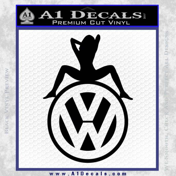 Vinyl Vw Decals