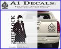 Sherlock Holmes Poster D1 Decal Sticker CFB Vinyl 120x97