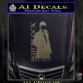 Sherlock Holmes Poster D1 Decal Sticker CFC Vinyl 120x120