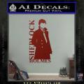 Sherlock Holmes Poster D1 Decal Sticker DRD Vinyl 120x120