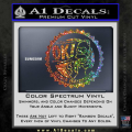 Simpsons Homer Certimafied Decal Sticker Spectrum Vinyl 120x120