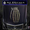Skeleton Grenade Decal Sticker CFC Vinyl 120x120