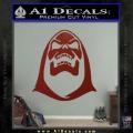 Skeletor Decal Sticker He Man DRD Vinyl 120x120