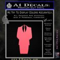 Anonymous Decal Sticker D1 Pink Emblem 120x120