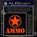 Army Ammo Star Full Decal Sticker 11 120x120