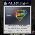 Bizarro Decal Sticker Glitter Sparkle 120x120