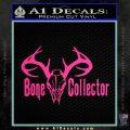 Bone Collector Decal Sticker Deer Pink Hot Vinyl 120x120