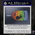 Bullet Bill Decal Sticker Super Mario Glitter Sparkle 120x120