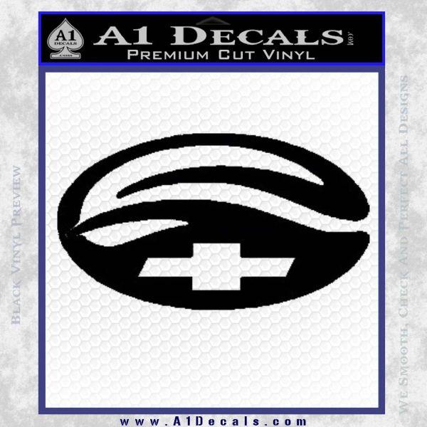 Chevy Malibu Decal Sticker 187 A1 Decals
