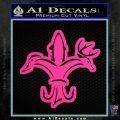 Deer Duck Fish Hunting Fishing Decal Sticker Pink Hot Vinyl 120x120