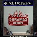 Duramax Diesel Decal Sticker GMC DRD Vinyl 120x120