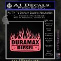 Duramax Diesel Decal Sticker GMC Pink Emblem 120x120