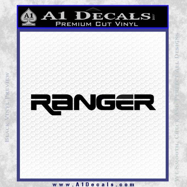 ford ranger decal sticker a1 decals