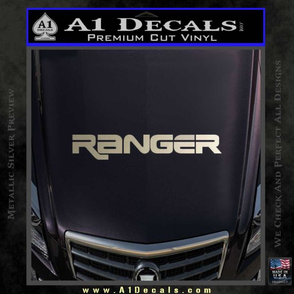 Ford Ranger Decal Sticker A Decals - Badass decals for trucks