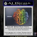 Freemason Scottish Rite Fraternal Decal Sticker D2 Glitter Sparkle 120x120