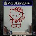 Hello Kitty Gangster Decal Sticker DRD Vinyl 120x120