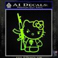 Hello Kitty Punish Decal Sticker 13 120x120