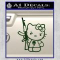 Hello Kitty Punish Decal Sticker 17 120x120