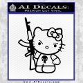 Hello Kitty Punish Decal Sticker 20 120x120
