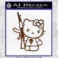 Hello Kitty Punish Decal Sticker 22 120x120
