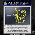 Hello Kitty Punish Decal Sticker 8 120x120
