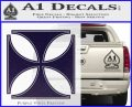 Iron Cross Decal Celtic Sticker D4 PurpleEmblem Logo 120x97