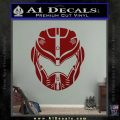 Pacific Rim Helmet Pilot Decal Sticker DRD Vinyl 120x120