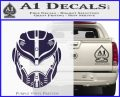 Pacific Rim Helmet Pilot Decal Sticker PurpleEmblem Logo 120x97