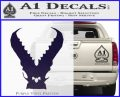 Pacific Rim Kaiju Decal Sticker PurpleEmblem Logo 120x97