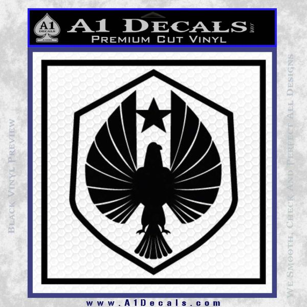 Pacific Rim Pan Pacific Defense Corps Decal Sticker » A1 ...