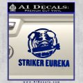 Pacific Rim Striker Eureka Decal Sticker Blue Vinyl 120x120