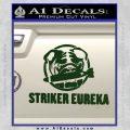 Pacific Rim Striker Eureka Decal Sticker Dark Green Vinyl 120x120