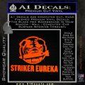 Pacific Rim Striker Eureka Decal Sticker Orange Emblem 120x120
