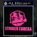 Pacific Rim Striker Eureka Decal Sticker Pink Hot Vinyl 120x120