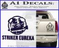 Pacific Rim Striker Eureka Decal Sticker PurpleEmblem Logo 120x97