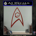 Star Trek Decal Sticker – Engineering DRD Vinyl 120x120