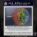 Starbucks Guns and Coffee Decal Sticker Glitter Sparkle 120x120