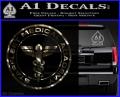 Starfleet Medical Academy Star Trek Decal Sticker 3DC Vinyl 120x97