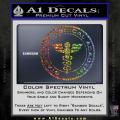 Starfleet Medical Academy Star Trek Decal Sticker Spectrum Vinyl 120x120