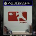 Street Fighter Haudouken D1 Decal Sticker DRD Vinyl 120x120