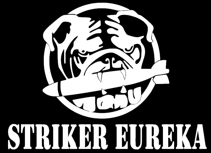 Striker Eureka Pacific Rim V2 Decal Sticker Copy